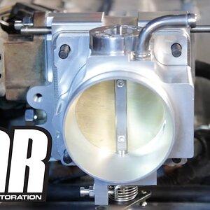 Mustang Throttle Body Installation - SVE (86-93 5.0L Fox Body)